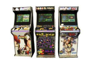 VIDEO JOGOS Arcade