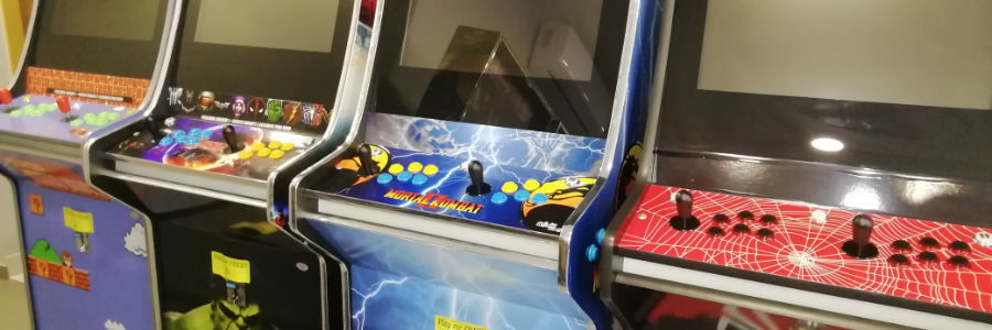 Aluguer de Arcades